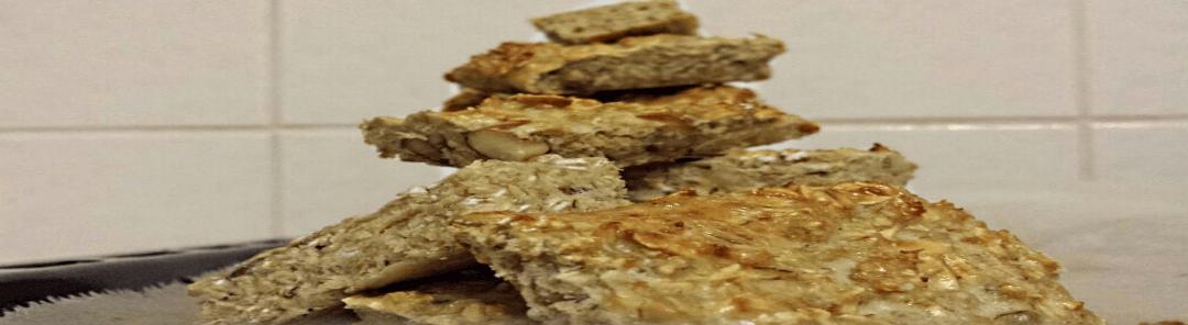 Proteinriegel selber machen