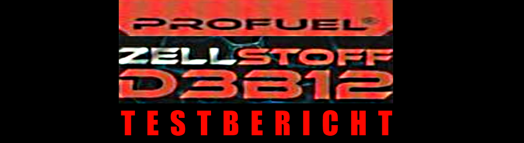 Profuel Zellstoff D3 B12 Testbericht