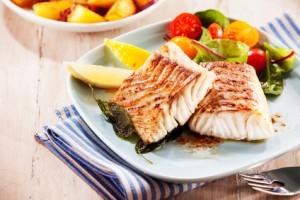 Ketogene Ernärhung Beispiel Lachs